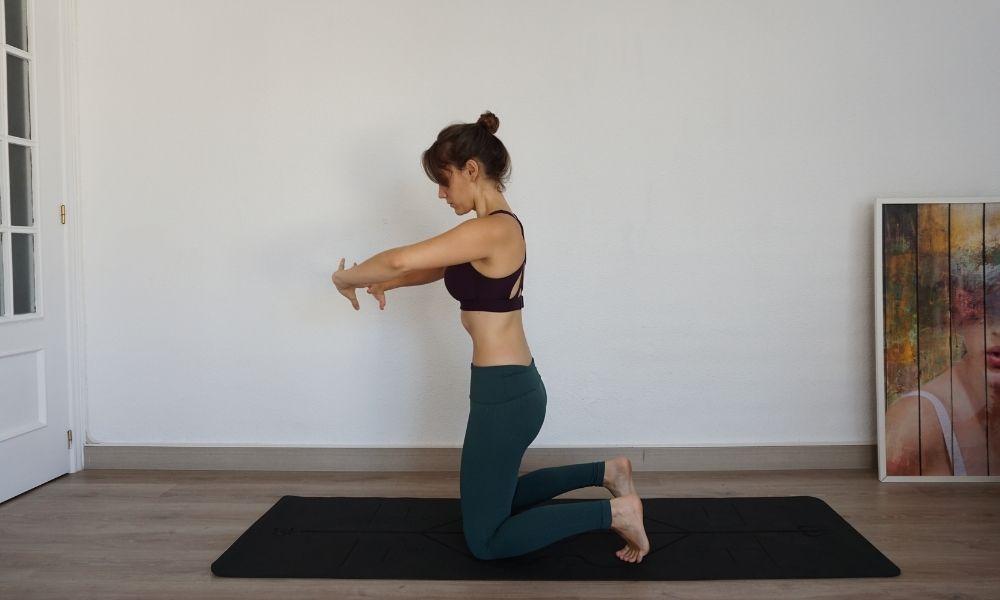 Cómo hacer abdominales hipopresivos